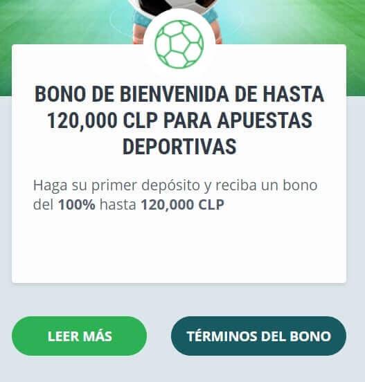 Registrarse en 22bet Chile