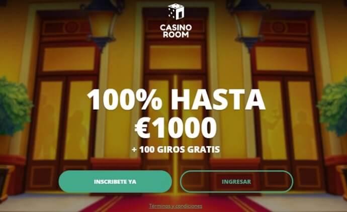 Casino Room bonificación