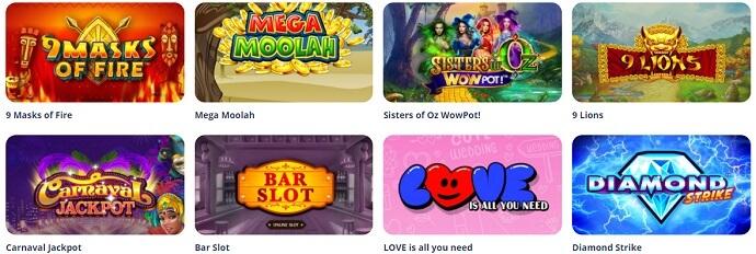 Casino Room Juegos